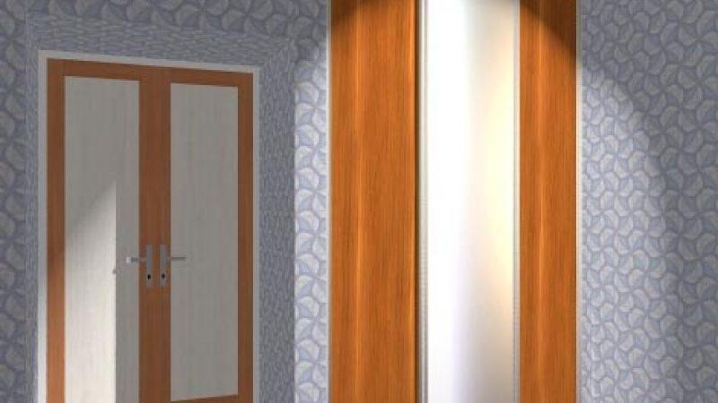 Шкаф-купе 3-хдверный