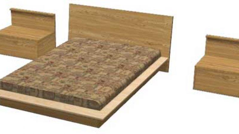 Просто Кровать