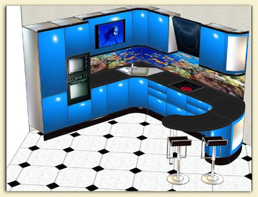 Дизайн мебели-онлайн