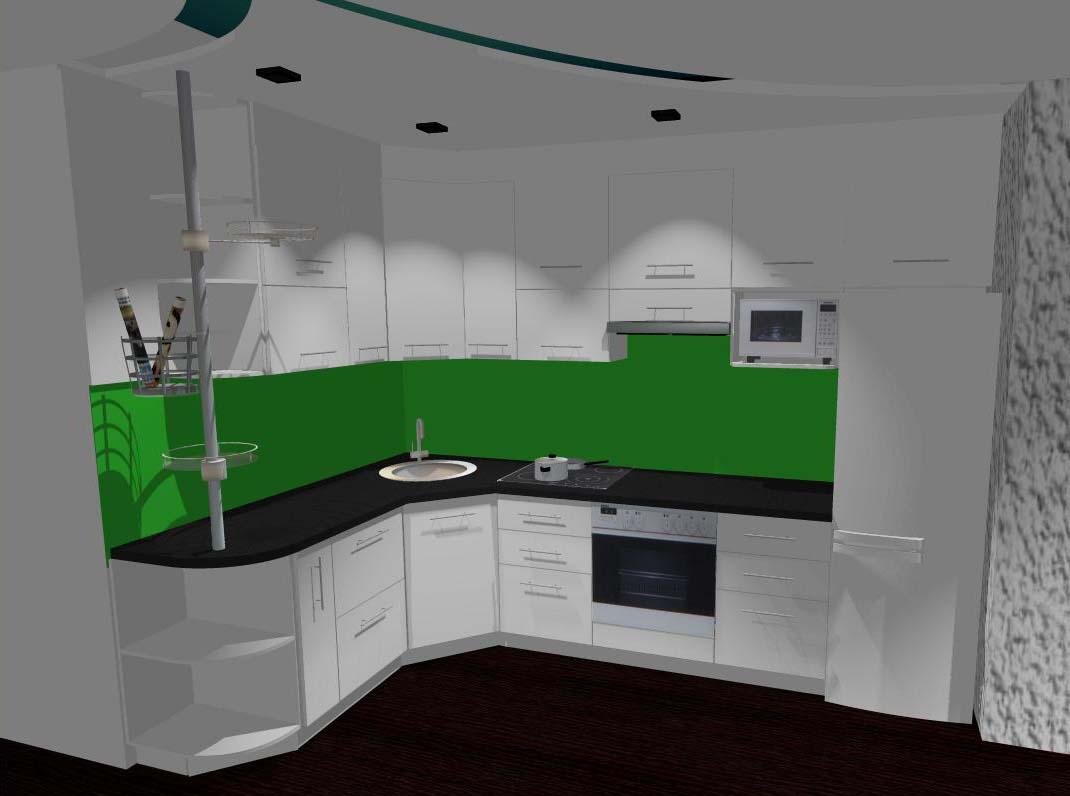 Кухни проекты