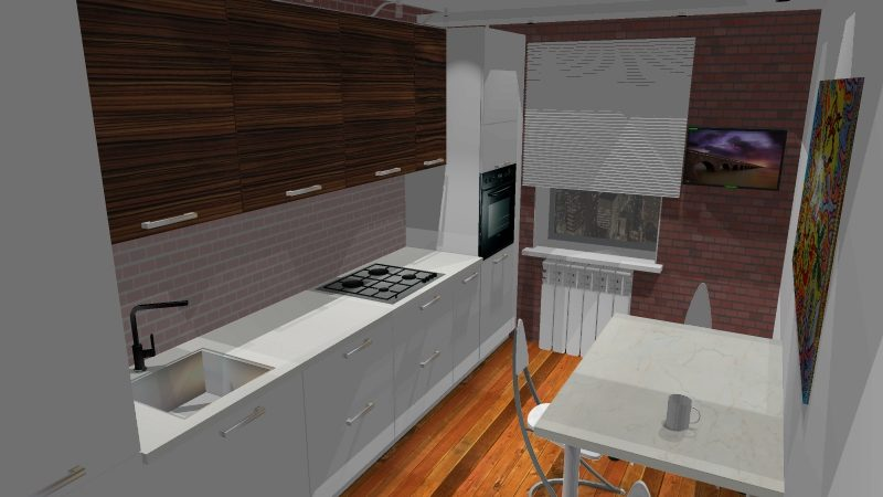 Кухня (вариант2)