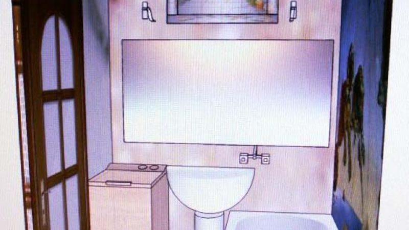 Ванная комната (в хрущевку)