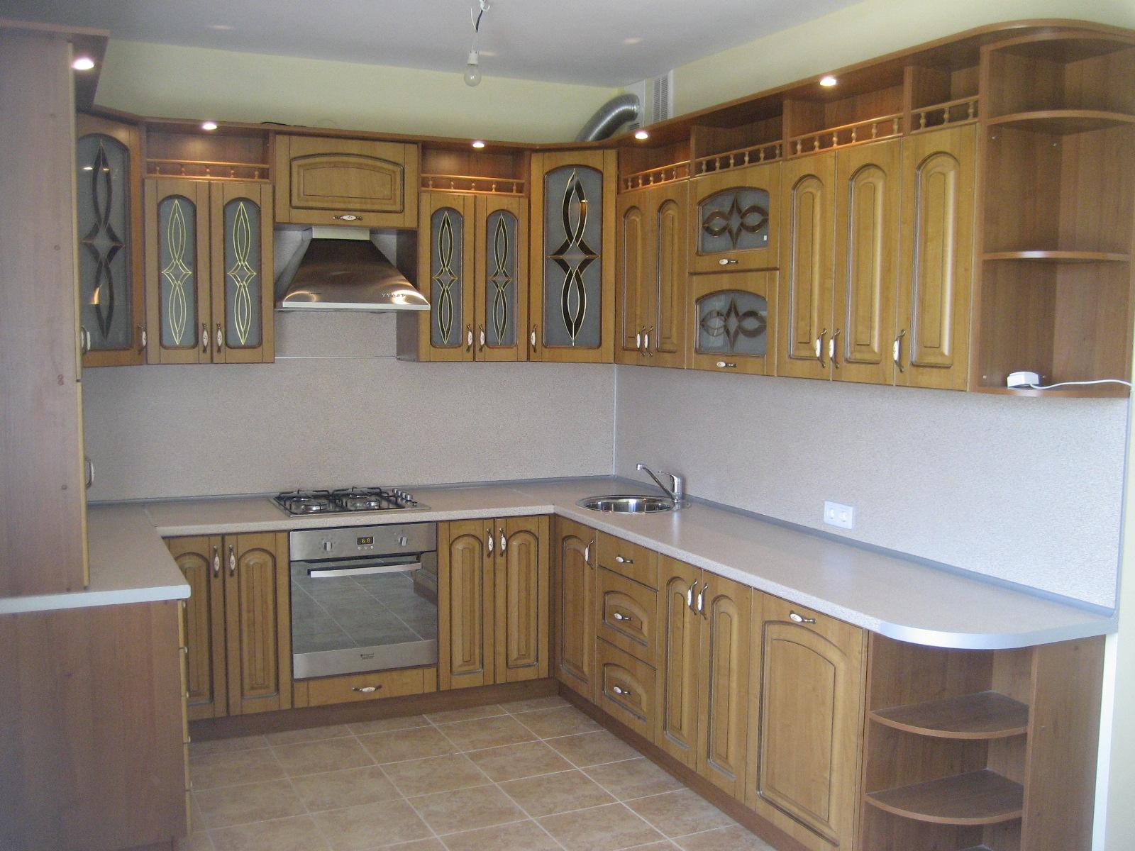 Кухня «Комбриг»