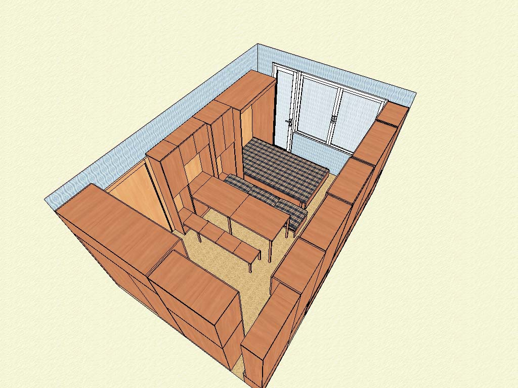 Комната — трансформер